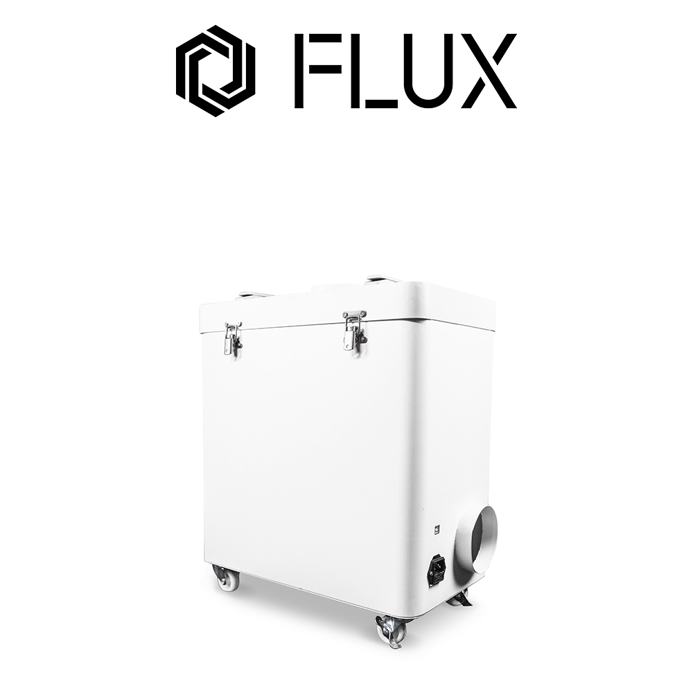 FLUX BeamAir 雷雕專用空氣濾清