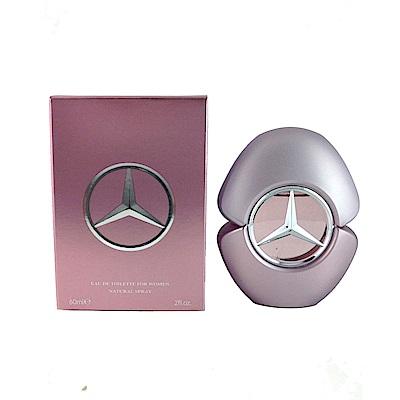Mercedes Benz 賓士女性淡香水 60ml