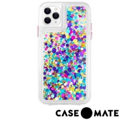 美國 Case●Mate iPhone 11 Pro 絢彩亮片瀑布防摔手機保護殼