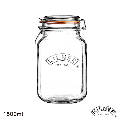 KILNER 多功能扣式密封罐 1.5L
