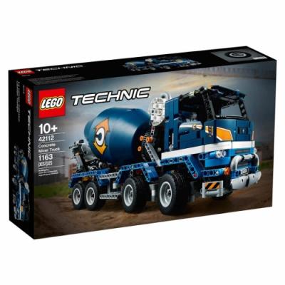 樂高LEGO 科技系列 - LT42112 水泥攪拌車