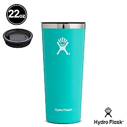 美國Hydro Flask 保溫隨行杯 22oz/650ml 薄荷綠