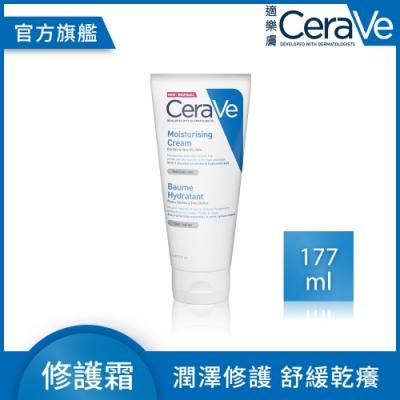 CeraVe適樂膚 長效潤澤修護霜177ml