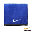 NIKE耐吉 FUNDAMENTAL TOWEL 大浴巾-藍色