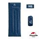 Naturehike 升級版H150舒適透氣便攜式信封睡袋 標準款 深藍-急 product thumbnail 2