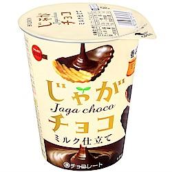 Bourbon北日本 巧克力風味洋芋片(40g)