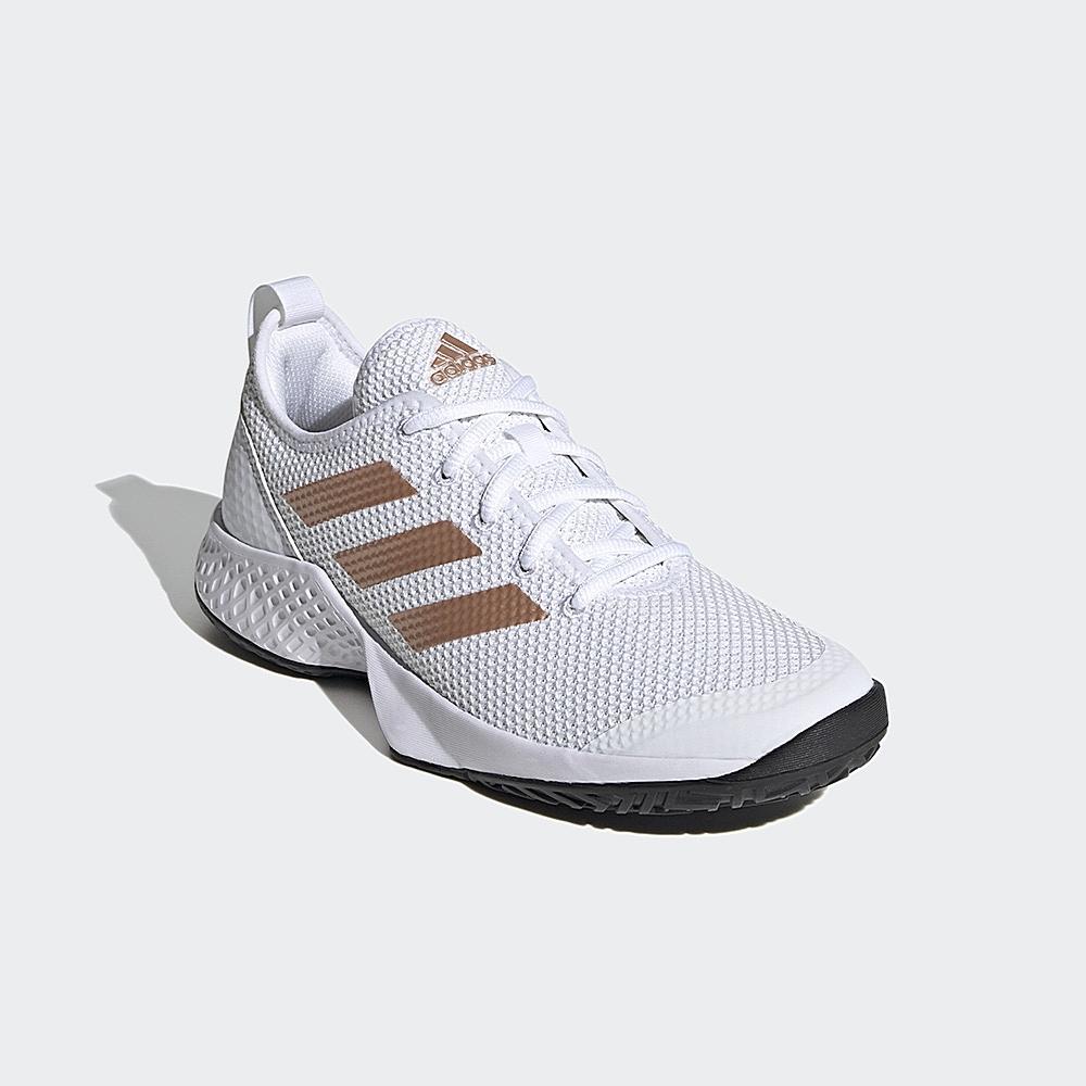 adidas COURT CONTROL W 網球鞋 女 FX3444