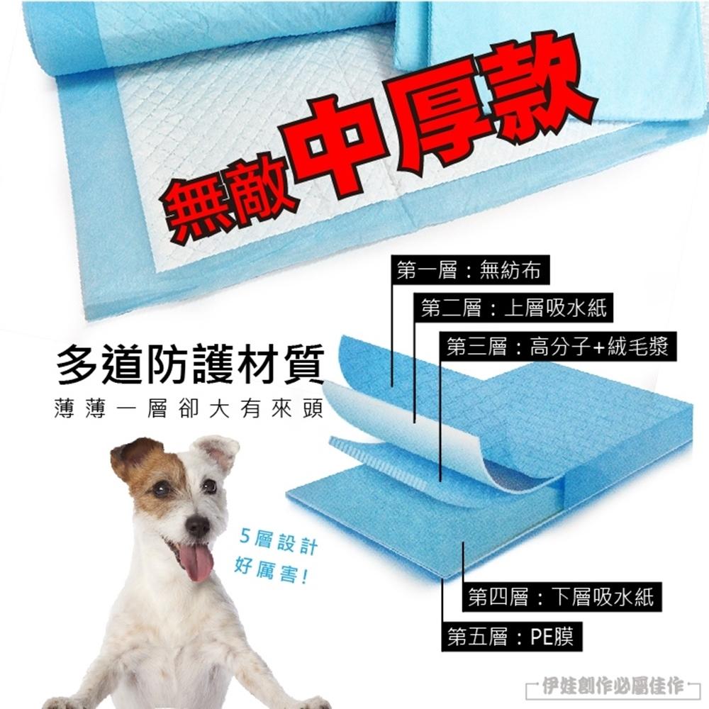 AH-97 寵物尿片 中厚款尿墊 寵物狗狗廁所 大型犬小型犬 狗狗尿墊 犬用尿墊 尿布 吸水尿布 狗尿布