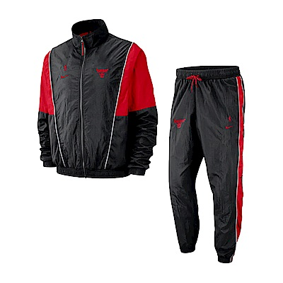 NIKE NBA 熱身套裝 公牛隊 AH8811011