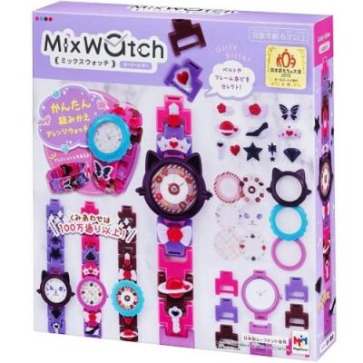 任選 MIX WATCH手錶 可愛手錶製作組 搖滾版MA51399 MegaHouse 公司貨