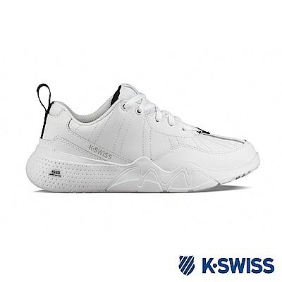 K-SWISS CR-329 LTR老爹鞋-女-白/黑