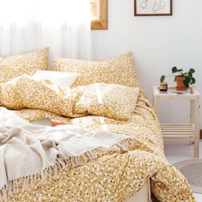 A-ONE 100%純棉- 單/雙/大 床包枕套組 MIT台灣製 - 合版A/B/C