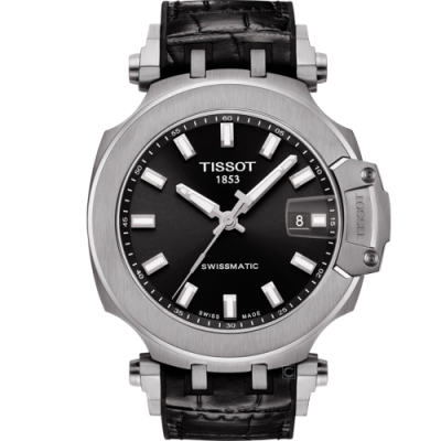 TISSOT T-RACE 天梭競速時尚機械錶(T1154071705100)