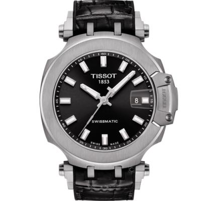 TISSOT天梭T-RACE競速時尚機械錶(T1154071705100)
