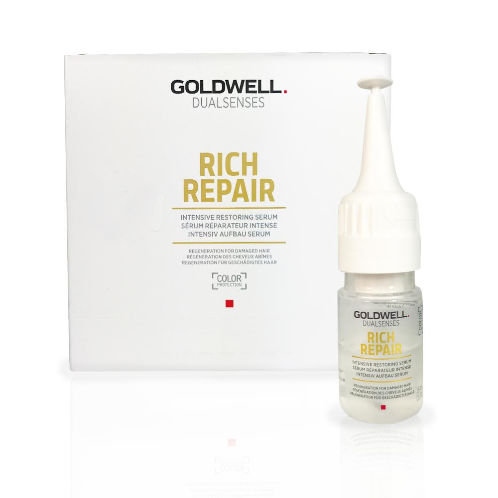 GOLDWELL歌薇 水感重建劑 18ml*12入(一盒)