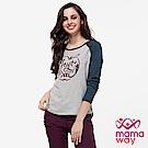 mamaway媽媽餵 迪士尼白雪公主孕哺T恤