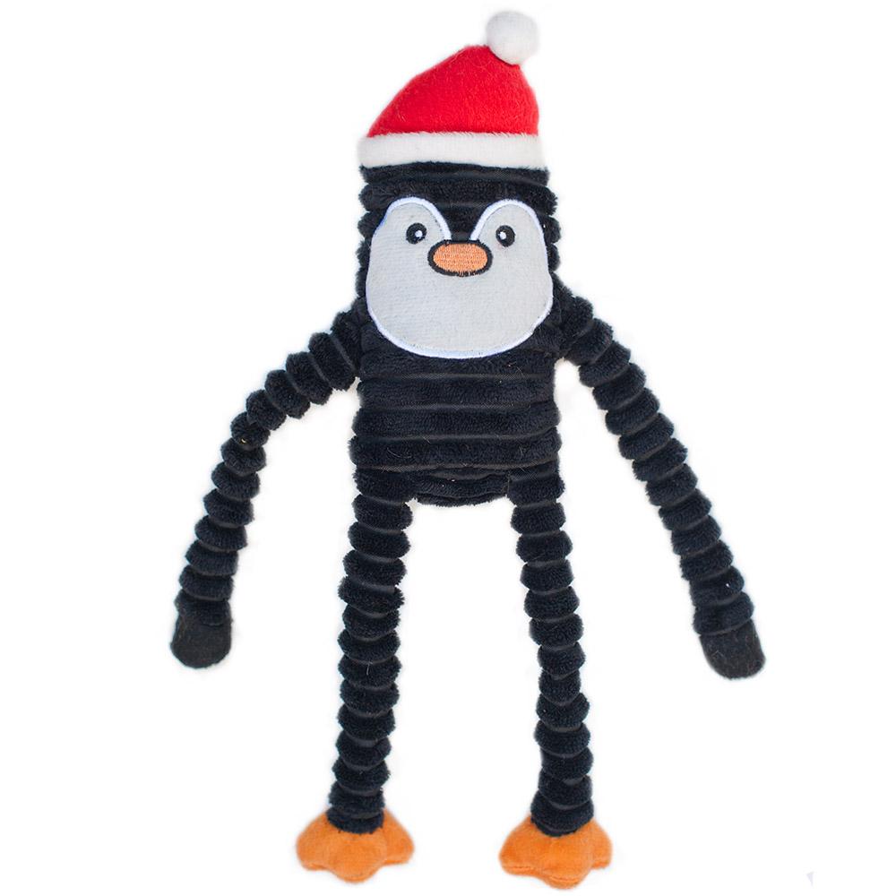 ZippyPaws就是愛吵鬧-聖誕小企鵝  有聲玩具