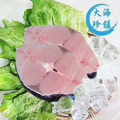 賣魚的家 印尼厚切土魠魚(220g/片,共兩片)