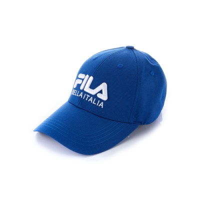 FILA 經典款六片帽-丈青 HTU-1001-NV