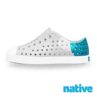 native 大童鞋 JEFFERSON 小奶油頭鞋-自信普普風