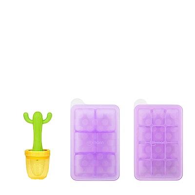 韓國sillymann-育兒副食品必備超值三件組