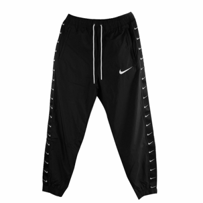 NIKE 男 AS M NSW SWOOSH PANT WVN 運動棉長褲