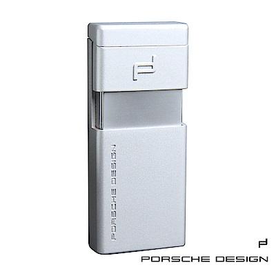 保時捷Porsche Design P3642花型火焰打火機(銀)