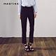 【MASTINA】上班族系列修身窄管-長褲(黑色) product thumbnail 1