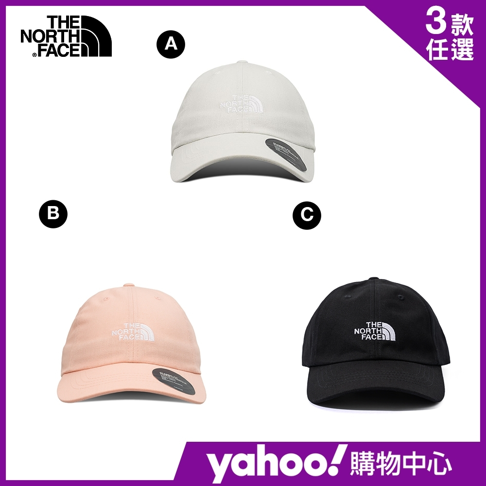 【The North Face】YAHOO 限時優惠-北面熱銷吸濕排汗運動帽(3款任選) product image 1