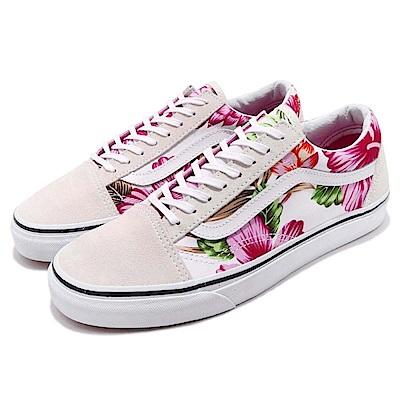Vans滑板鞋Old Skool低筒運動女鞋