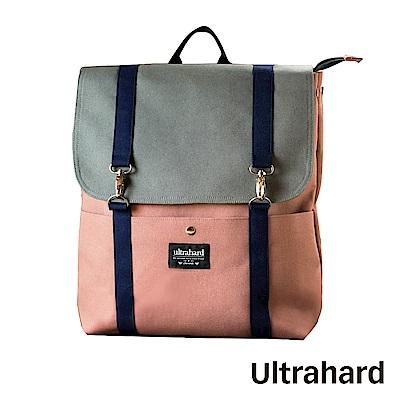 Ultrahard-閱讀作家後背包系列-莫泊桑-灰