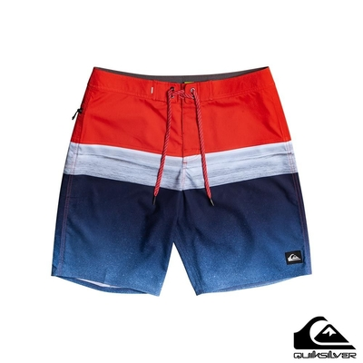 【QUIKSILVER】SURFSILK PANEL 20 衝浪褲 海軍藍