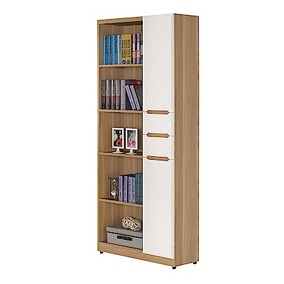 H&D 露西2.64尺書櫃