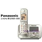Panasonic 2.4GHz數位答錄大字體無線電話 KX-TG3721 (銀)