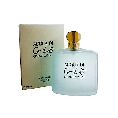 Giorgio Armani亞曼尼 Acqua Di Gio寄情水女性淡香水 100ml