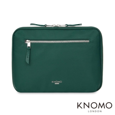 KNOMO 英國 Knomad 數位收纳包 - 森林綠 10.5 吋