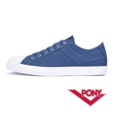 【PONY】Shooter系列 經典潮流高顏值百搭餅乾鞋 男款 酸甜莓果藍