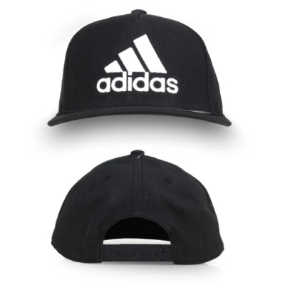 ADIDAS 運動帽 黑白