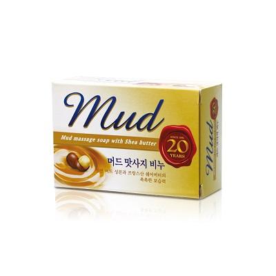 韓國MKH無窮花-乳木果油保濕SPA放鬆泥皂 100g
