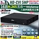 【CHICHIAU】Dahua大華 H.265 5MP 16路CVI 1080P五合一數位高清遠端監控錄影主機 (DH-XVR5116HS-I2) product thumbnail 1