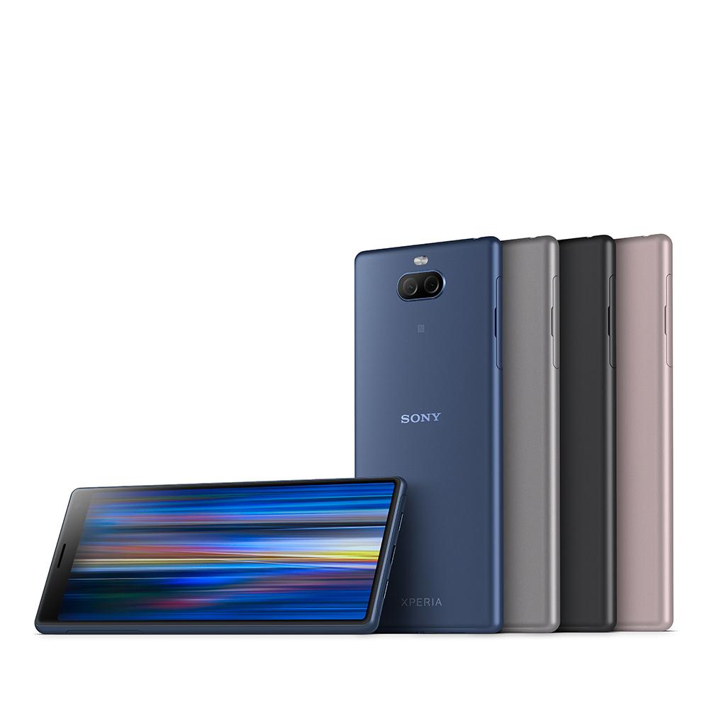 [送酒精濕紙巾]SONY Xperia 10 (4G/64G) 6吋超極寬螢幕智慧手機