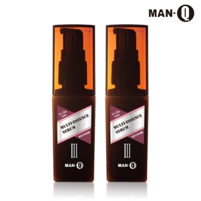 MAN-Q 全能精淬水活乳x2入(50ml)