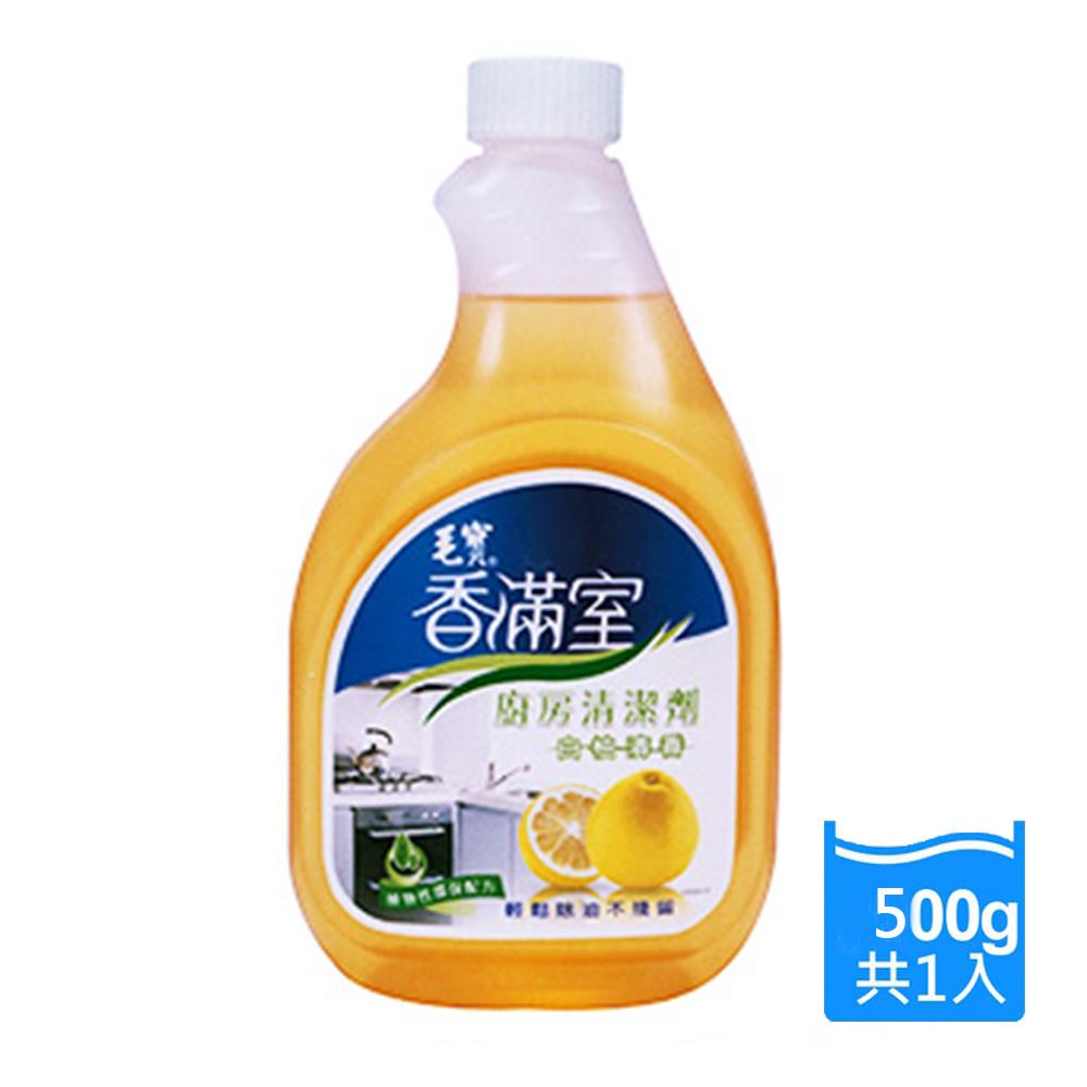 香滿室 廚房清潔劑白柚500g