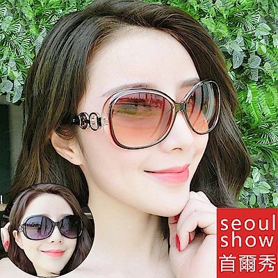 seoul-show首爾秀-G牌釦環款太陽眼鏡UV