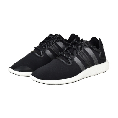adidas Y-3 YOHJI RUN BOOTS慢跑鞋(黑)