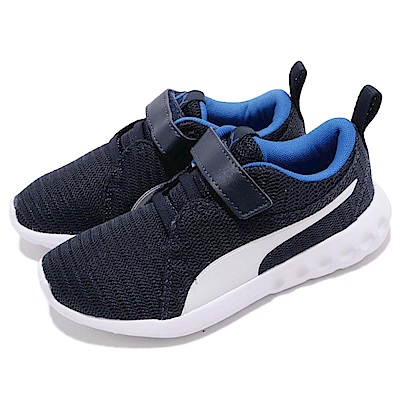 Puma 慢跑鞋 Carson 2 V 運動 童鞋