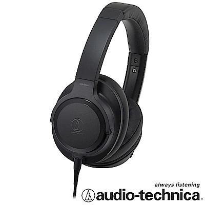 鐵三角ATH-SR50 便攜型耳罩式耳機