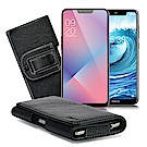 XM for OPPO AX5/Nokia 5.1 Plus/小米 F1麗緻真皮腰掛皮套