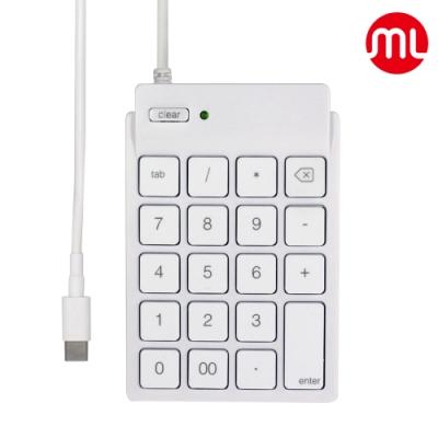 【morelife】Type C輕巧數字鍵盤SKP-7140MH