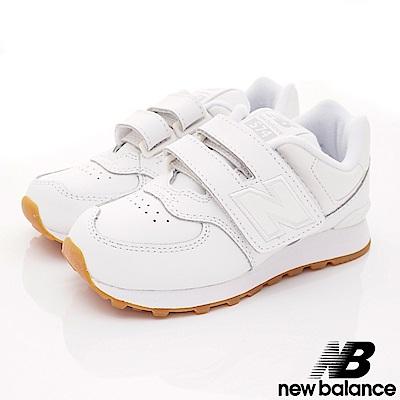 NewBalance 574機能運動鞋款 G8Y白(中小童段)